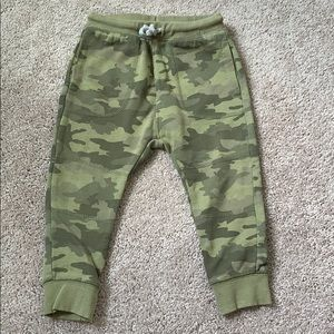 "ZARA ""Camouflage"" Joggers"